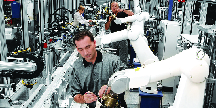 Battery Manufacturing Automation