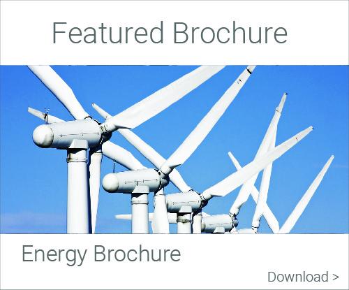 Featured Brochure: Energy