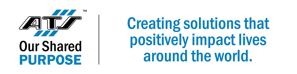Our Shared Purpose - Creating solutions that positively impact lives around the world.